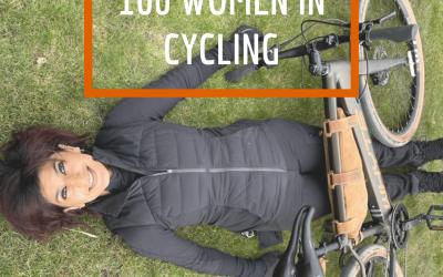 Cycling UK's 100 Women in Cycling